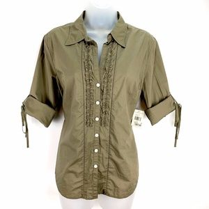 Denim & Supply Ralph Lauren Medium Button Up